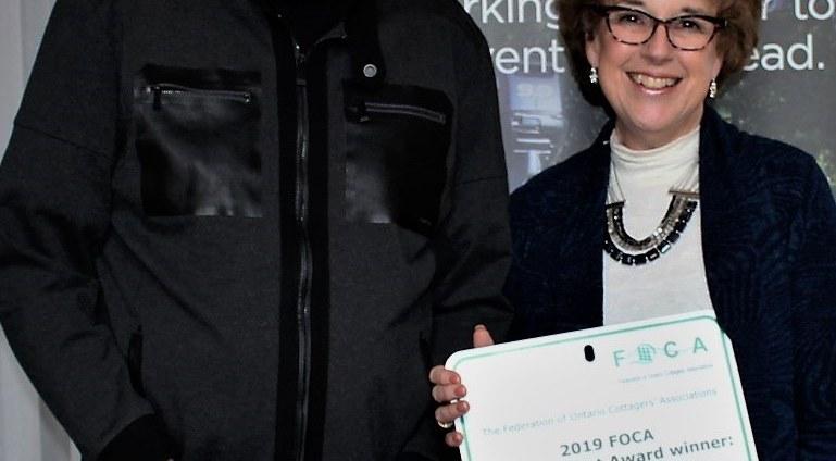 FLCA Receives Special Award!