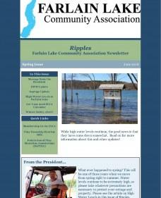 FLCA Newsletter Spring 2018 Cover