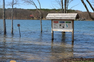 Town Hall Meeting re High Water Level